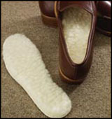 lambswool insoles